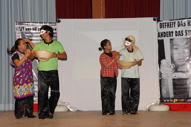 Preda-Theater Waldorfschule Balingen Frommern 2012