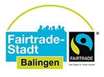 Logo Fairtrade-Stadt Balingen